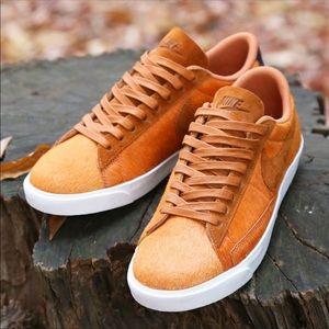 Nike Shoes - Nike Women's Blazer Low - Cider